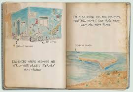 Artists At Work Diary From Lampedusa