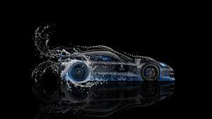 chevrolet corvette stingray c7 water car
