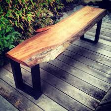 natural wood bench. Brilliant Wood Wooden Benches With A Natural Edge  Google Search On Natural Wood Bench N