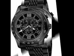gucci men s watch review ya126217 g timeless chronograph black ip gucci men s watch review ya126217 g timeless chronograph black ip steel watch