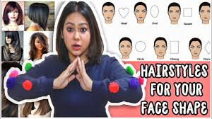 best haircut to suit your face shape