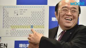 Names of Periodic Table's New Elements Revealed - YouTube