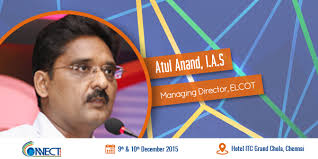 Image result for images of IAS ATUL ANAND