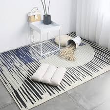 Designer Striped Carpet Amazon Com Textile Rug C Bin 1 Striped Rug Water Ripple
