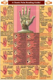 Palm Reading Guide Scientific Guide To Palm Reading