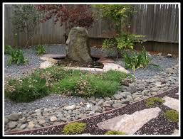 Gravel Garden Design Pict New Decorating