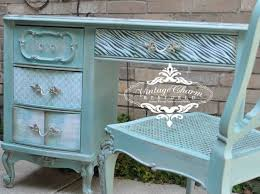 Painted furniture ideas Interior Cool Vintage Study Table Awesome Chalk Paint Furniture Ideas Diy Projects 20 Awesome Chalk Paint Furniture Ideas Diy Crafts Diy Projects