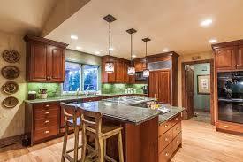 rustic kitchen lighting fixtures. Kitchen Big Lighting Design Mixed Red Black Electric Stove Top Glass Gas Cooktop Rustic Furnishing Fixtures