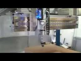 <b>New water cooled spindle</b> - YouTube