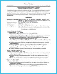 entry level business analyst resume examples business analyst inside business analyst resume examples template entry level business analyst resume