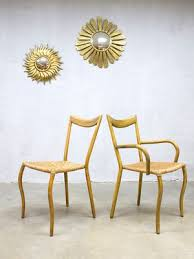 bamboo dining chairs. Mid-Century Bamboo Dining Chairs, Set Of 8 1 Chairs