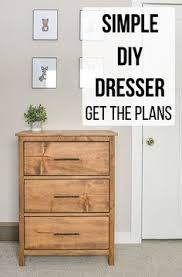 Easy diy furniture ideas Irfanview Diy Furniture Ideas Love This Easy Diy Dresser The Plans Are So Simple To Follow How To Pinterest 1543 Best Diy Furniture Ideas Images In 2019 Do It Yourself Diy