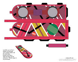 Hoverboard Plans Back To The Future Hoverboard Craft Back To The Future Party