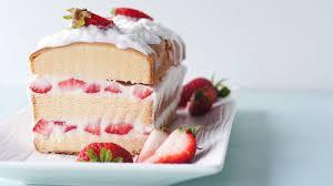 strawberry shortcake dessert with ice cream. Plain Shortcake Easy Ice Cream Strawberry Shortcake With Dessert Betty Crocker