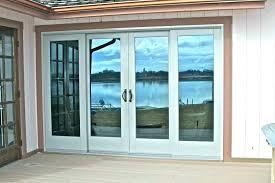 S 4 Panel Sliding Door Four Doors Prices 8 Patio