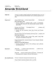 td bank teller resume sample and get inspiration to create a good