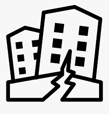 We found for you 15 earthquake clipart black and white png images with total size: This Icon Represents An Earthquake Earthquake Clipart Black And White Free Transparent Clipart Clipartkey