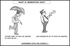 the generation gap why parents today don t understand their spending and saving have changed too