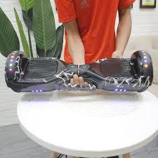 Xe cân bằng điện - xe điện cân bằng 6,5 inch ( Có BLUETOOTH kết nối nghe  nhạc không giây) - Đồ chơi vận động mô phỏng Hãng No brand