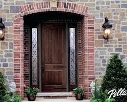 excellent fiberglass front doors with glass and hardwood contemporary entry door realistic look of