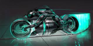 Green Light Cycle Tron Light Cycle Contest Winners Announced Autoevolution