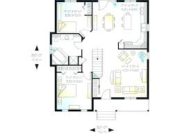 floor plan of a one story house. Simple One Story House Plans Floor Plan Of A Small . U