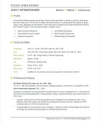 Resume Templates For Engineers – Moncleroutlet