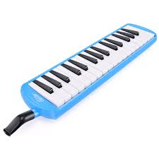 Melodica Finger Chart Eastar 32 Key Melodica Piano Musical Instrument With Mouthpiece Carrying Bag Black Blue Pink