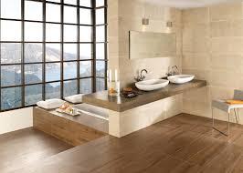 Moderne Luxus Schlafzimmer Avec Fliesen Holzoptik Weiß Grau Et