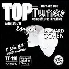 <b>Enya and</b> Leonard Cohen - Top Tunes Karaoke Artist Vol. 19 <b>Enya</b> ...