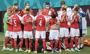 EURO 2020: Danimarca Finlandia ripresa su richiesta degli stessi giocatori