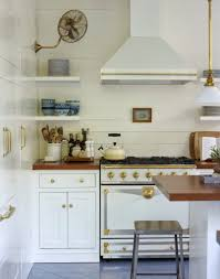 Southern Living Kitchen Chic Geek Olivia Brock Of Laquered Life Shares Her Kitchen