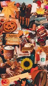 cute aesthetic fall halloween iphone ...
