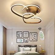 Vingo 16w led deckenbeleuchtung rund deckenlampe starlight effekt schön wohnraum wohnzimmer lampe weiß. Wohnzimmerlampe Mit Fernbedienung Gunstig Online Kaufen Lionshome