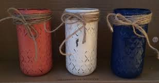 Mason Jars Decorated With Twine Hand Painted and Decorated Mason Jars Hometalk 75
