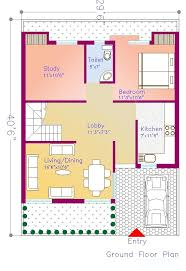 3500 square foot house plans one story best of three bedroom house plan in india awesome