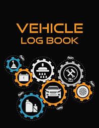Vehicle Log Book Vehicle Repair Log Book Journal Date Type Of