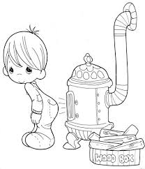 Small Picture 314 best Precious Moments Coloring pages images on Pinterest