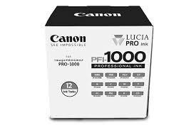 <b>Canon PFI</b>-<b>1000</b> LUCIA PRO Full Ink Set — Pro <b>Photo</b> Supply
