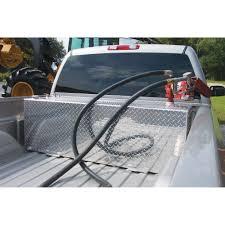RDS Aluminum Transfer Fuel Tank — 80 Gallon, Rectangular, Diamond ...