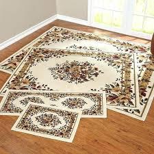 s 4 piece area rug sets p