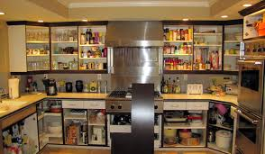Refinish Kitchen Cabinets Refinished Kitchen Cabinets Home Depot Cost Of Refacing Kitchen