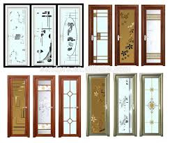 sensational frosted glass bathroom entry door double architrave grill design interior frosted glass aluminum bathroom door