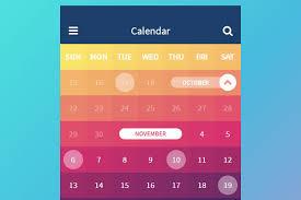 Calendar Templates For Websites 10 Open Source Calendar Ui Layouts Built With Css 1stwebdesigner