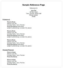 Listing References On Resume Custom Listing References On Resumes Resume Word Format Incident Report