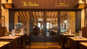 the kitchen restaurant.  Restaurant Win Dinner For Two The Kitchen Restaurant Dublin 2 Throughout Restaurant