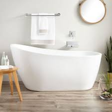 sheba acrylic slipper tub