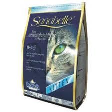 <b>Корм</b> для кошек Sanabelle Kitten | Отзывы покупателей