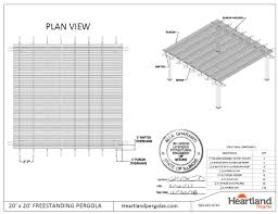vinyl pergola kit news heartland pergolas vinyl pergola kit 20x20 engineered vinyl pergola kit 20x20 engineer approved