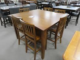 branson table w 6 stools